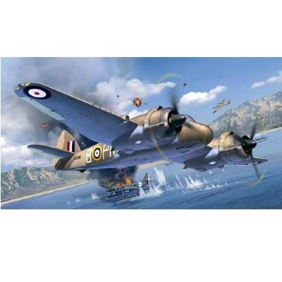 Revell Самолет Истребитель Bristol Beaufighter Mk IF