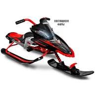 YMC13001LX Снегокат YAMAHA APEX SNOW BIKE with LED со светящимися фарами красный