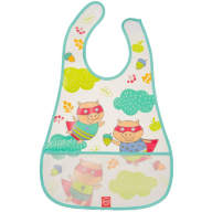 Happy Baby Children's bib Нагрудник на липучке