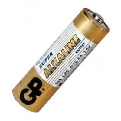 GP Батарейка LR-06 (АА) GP Ultra Plus Alkaline, блистер