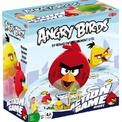 Tactic Games Игра Angry Birds