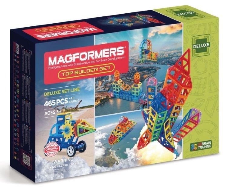 Магнитный конструктор magformers видео