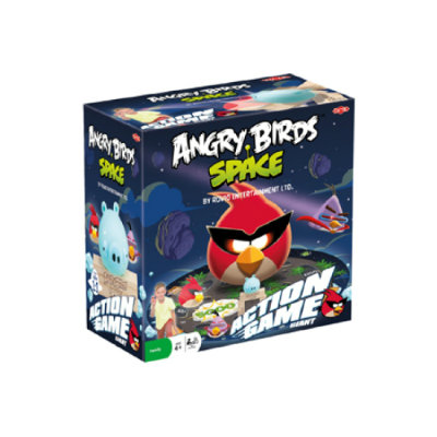 Tactic Games Игра Angry Birds Космос