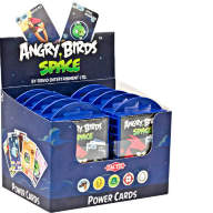 Tactic Games Игра с карточками Angry Birds Космос