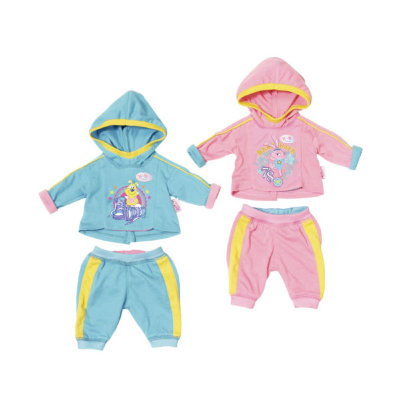 Zapf Creation Baby born Бэби Борн Спортивный костюмчик