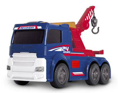 Dickie Toys Эвакуатор Tow Truck свет и звук