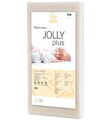 Italbaby Матрас Jolly plus 63х125 см