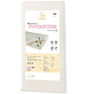 Italbaby Матрас Physioform 63х125 см.