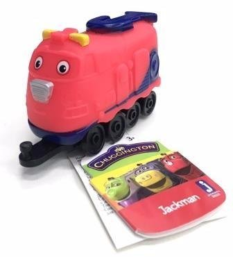 Chuggington паровозик Джекман
