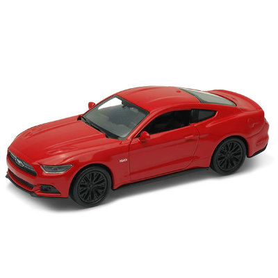 Welly Велли Модель машины 1:34-39 Ford Mustang GT 2015