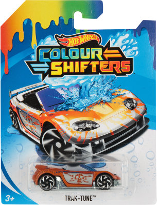 Hot Wheels машинки Color Shifters BHR15 ***К794