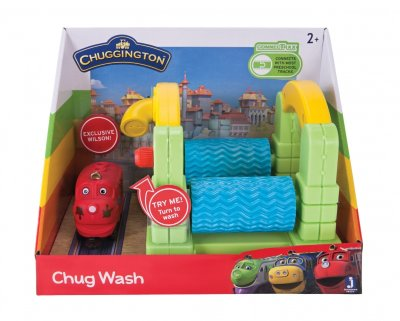 Chuggington Мини набор Мойка