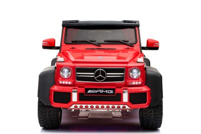 Электромобиль RiverToys Mercedes Benz G63-AMG-4WD-A006AA-RED