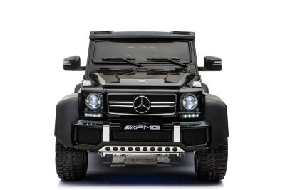 Электромобиль RiverToys Mercedes Benz G63-AMG-4WD-A006AA-BLACK
