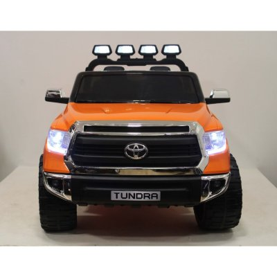 Электромобиль RiverToys Toyota Tundra JJ2255-ORANGE
