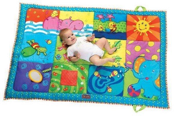 Сшить коврик для малыша 65