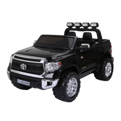 Электромобиль RiverToys Toyota Tundra JJ2255-BLACK