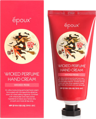 Крем для рук с розой Wicked Perfume Hand Cream Wicked Rose