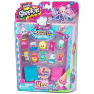 Moose Shopkins 12 штук в блистере