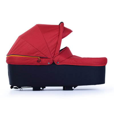 Люлька-трансформер для коляски TFK Twin DuoX carrycot (Tango Red T-45-345)