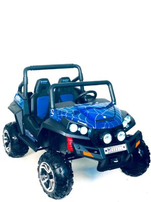 Электромобиль RiverToys Buggy T009TT-SPIDER-4*4-BLUE