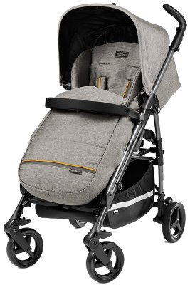 Peg Perego Коляска Si Completo Luxe Grey
