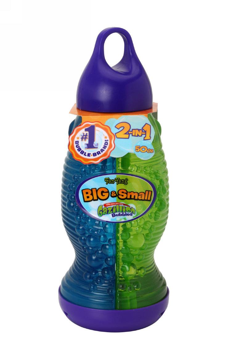 Как сделать пузыри из шампуня