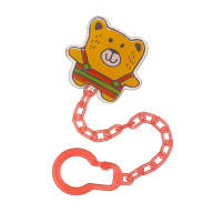 Холдер Happy Baby для пустышек Soother Holder with chain