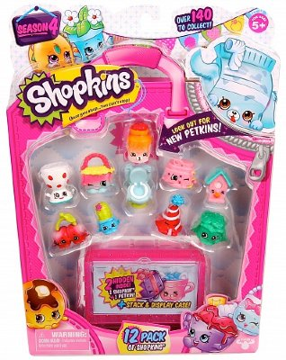 Moose Shopkins Shopkins 12шт в блистере