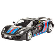Revell Автомобиль Porsche 918 Spyder Weissach Sport Version