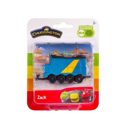 Chuggington паровозик в блистере Зак