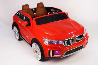 Электромобиль RiverToys BMW M333MM-RED